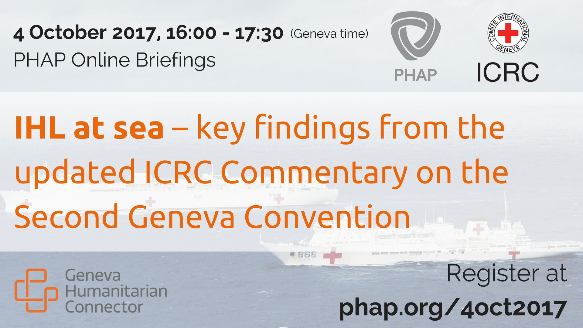 IHL at sea – ICRC Commentary on the Second Geneva Convention