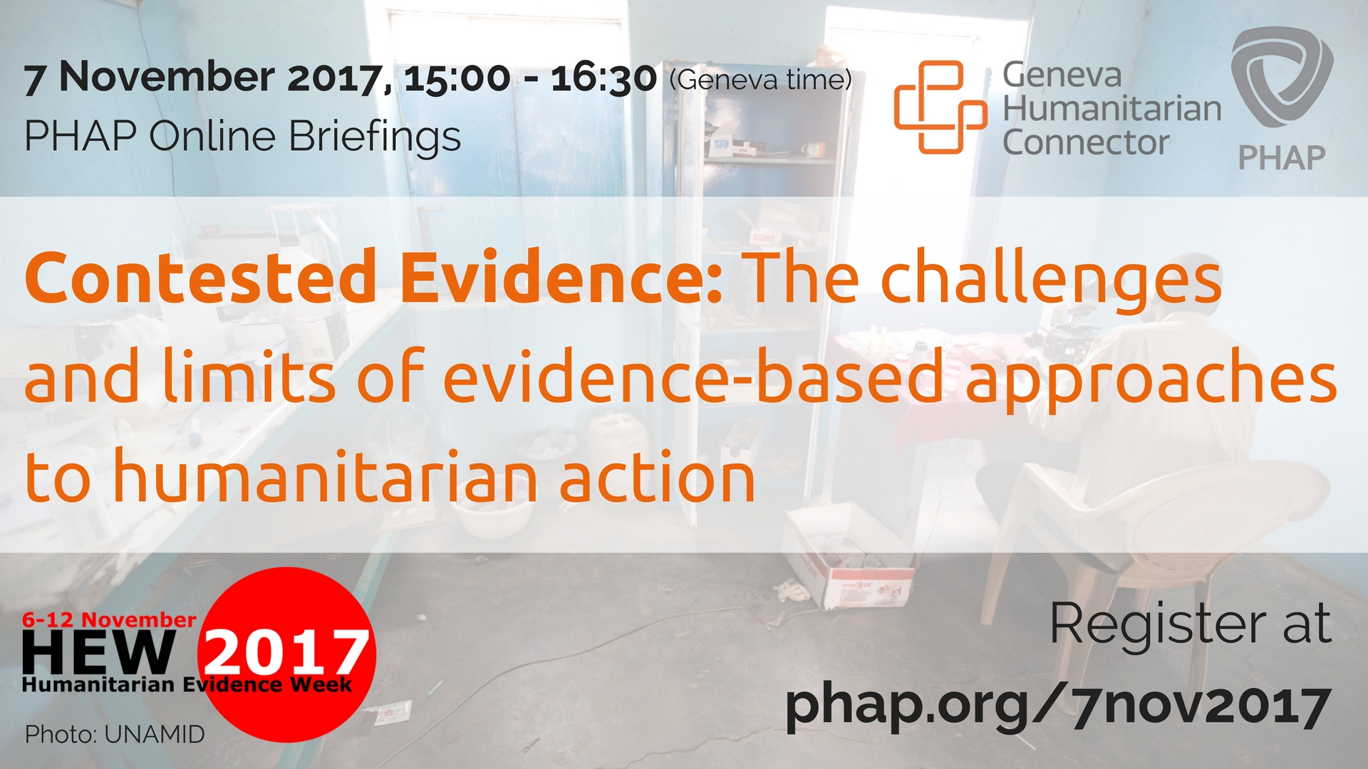 Contested Evidence: The challenges and limits