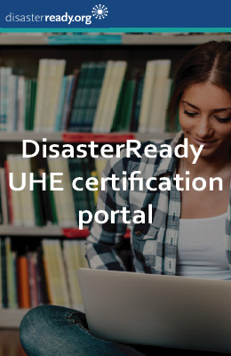 DisasterReady UHE course