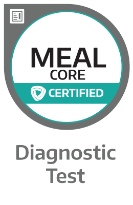MEAL Core Diagnostic Test